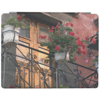 Architecture on the streets of San Miguel de iPad Cover