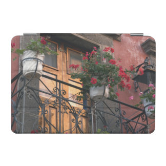 Architecture on the streets of San Miguel de iPad Mini Cover