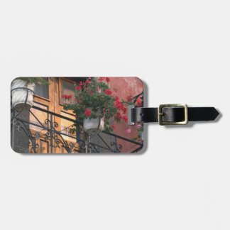 Architecture on the streets of San Miguel de Luggage Tag