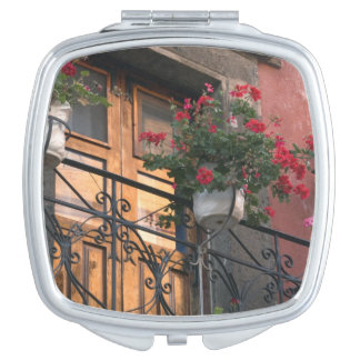 Architecture on the streets of San Miguel de Makeup Mirrors