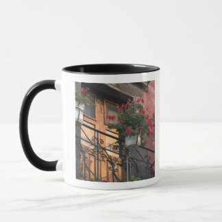Architecture on the streets of San Miguel de Mug