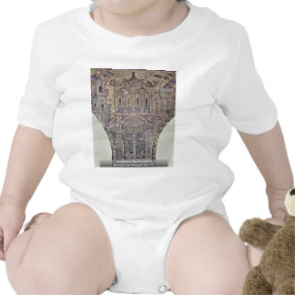 Architecture Representation Baby Bodysuit