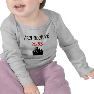 Architecture Rocks Shirt
