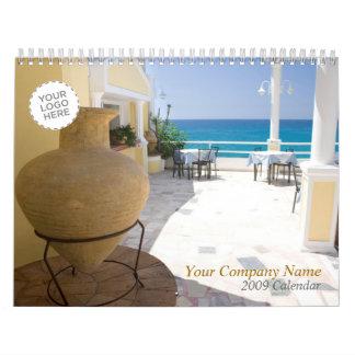 Architecture & Travel Calendar