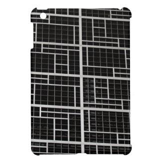 Architecture wall pattern iPad mini covers