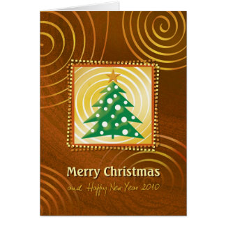 (archival) Merry Christmas and Happy New Year 2010 Card
