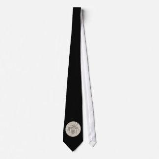 Archive Presidential Seal Sketch Tie