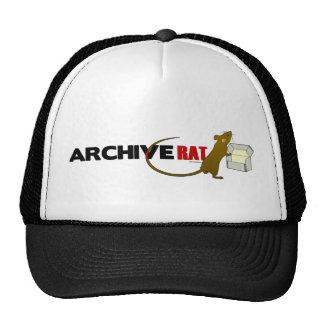 Archive Rat (Version 2) Cap