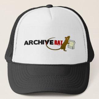 Archive Rat (Version 2) Trucker Hat