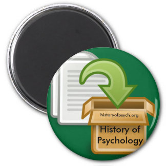 Archive the History of Psychology Magnet