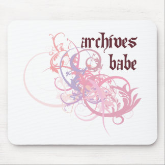 Archives Babe Mouse Mat