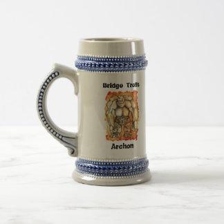 Archon stein mug