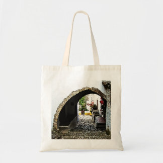 Archway in Obidos Portugal Tote Bag