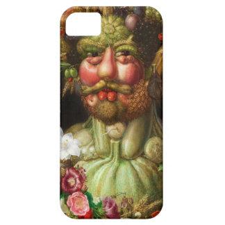 Arcimboldo Rudolf II iPhone 5/5S Covers
