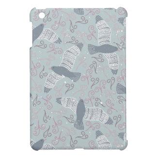 Arctic Animals in Space Case For The iPad Mini