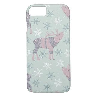 Arctic Animals in Space iPhone 7 Case