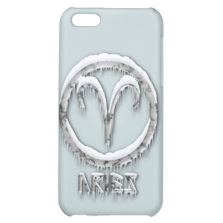 Arctic Aries Cover For iPhone 5C