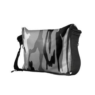 Arctic Camo Courier Bags