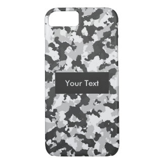Arctic Camouflage Customizable iPhone 8/7 Case