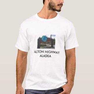 arctic circle, DALTON HIGHWAY ALASKA T-Shirt