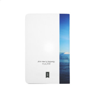 arctic fishing pocket journal
