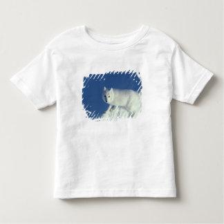Arctic fox Alopex lagopus) An arctic fox, in Toddler T-Shirt