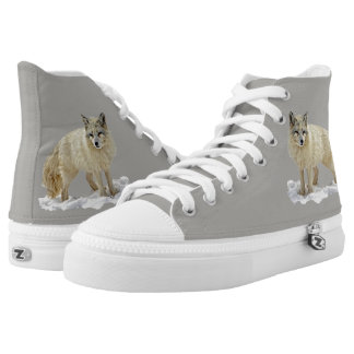 Arctic Fox High Tops
