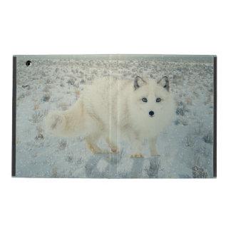 Arctic Fox iPad Case