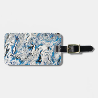 Arctic Frenzy Luggage Tag