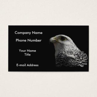 Arctic Gyrfalcon Business Card