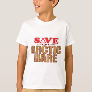 Arctic Hare Save T-Shirt