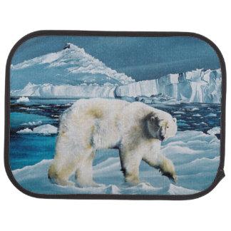 Arctic King Car Mat