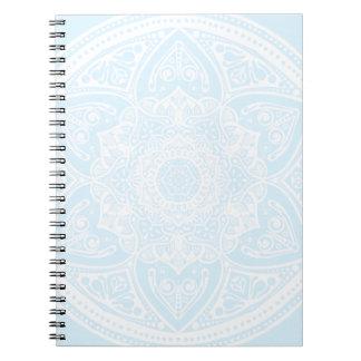 Arctic Mandala Notebook