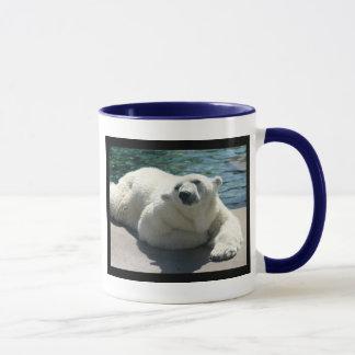 Arctic Polar Bear Coffee Mug