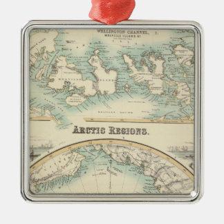 Arctic Regions 2 Christmas Ornament