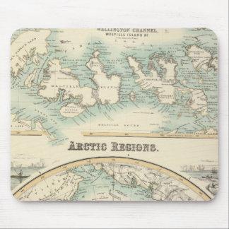 Arctic Regions 2 Mouse Mat