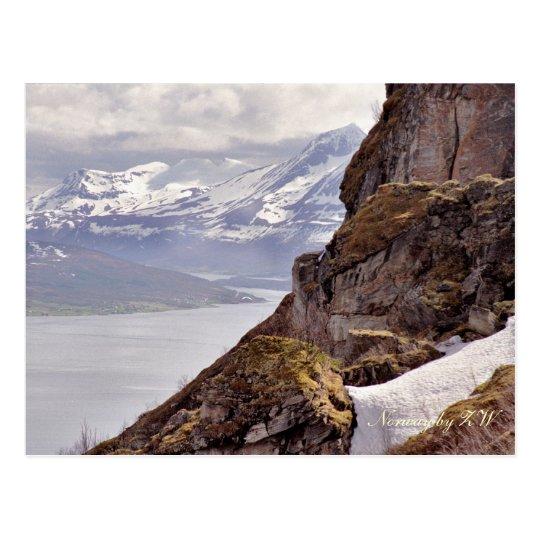 Arctic Rock Postcard