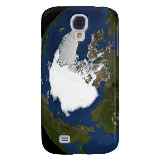 Arctic sea ice in 2005 galaxy s4 case
