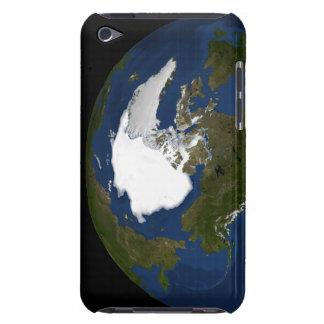 Arctic sea ice in 2005 iPod Case-Mate cases