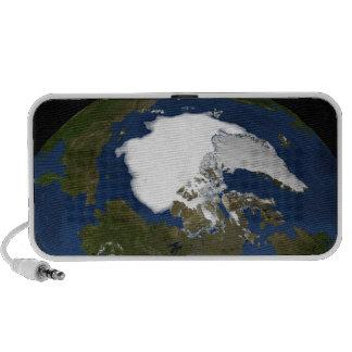 Arctic sea ice in 2005 mini speaker