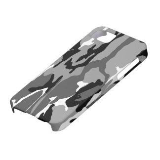 Arctic Snow Camo iPhone 5 Cover