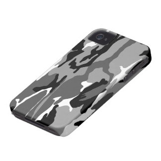 Arctic Snow Camo iPhone 4 Case-Mate Cases
