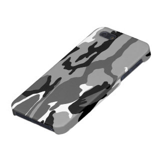 Arctic Snow Camo iPhone 5 Case