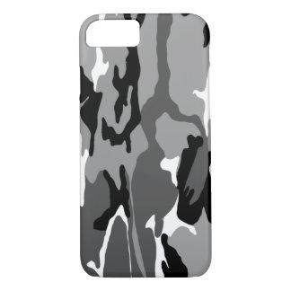Arctic Snow Camo iPhone 7 Case