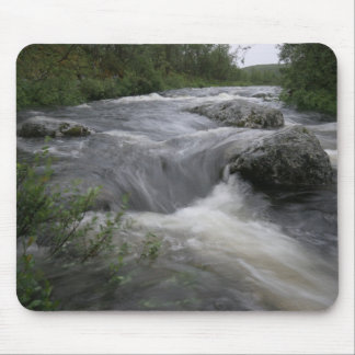 Arctic Stream, Norway Mouse Mat