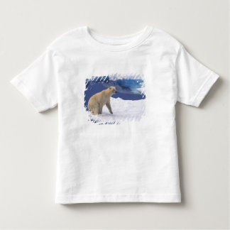 Arctic, Svalbard, Walrus being freindly Toddler T-Shirt