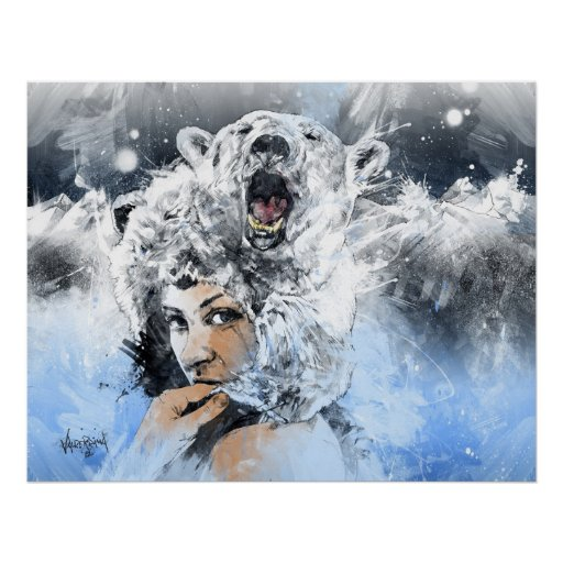 Arctic Tears Posters