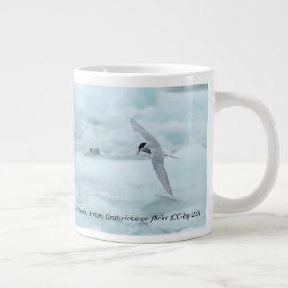 Arctic Terns 20 oz. Mug by RoseWrites