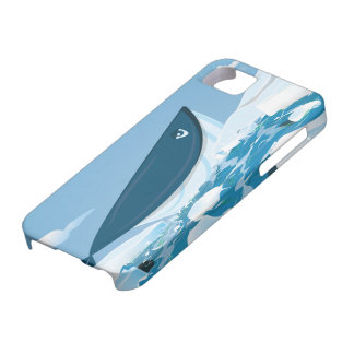 Arctic Whale iPhone 5 Cover