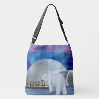 Arctic Winds Crossbody Bag